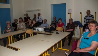 reunion à l'IFSI