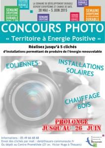 affiche concours photoprolobngé