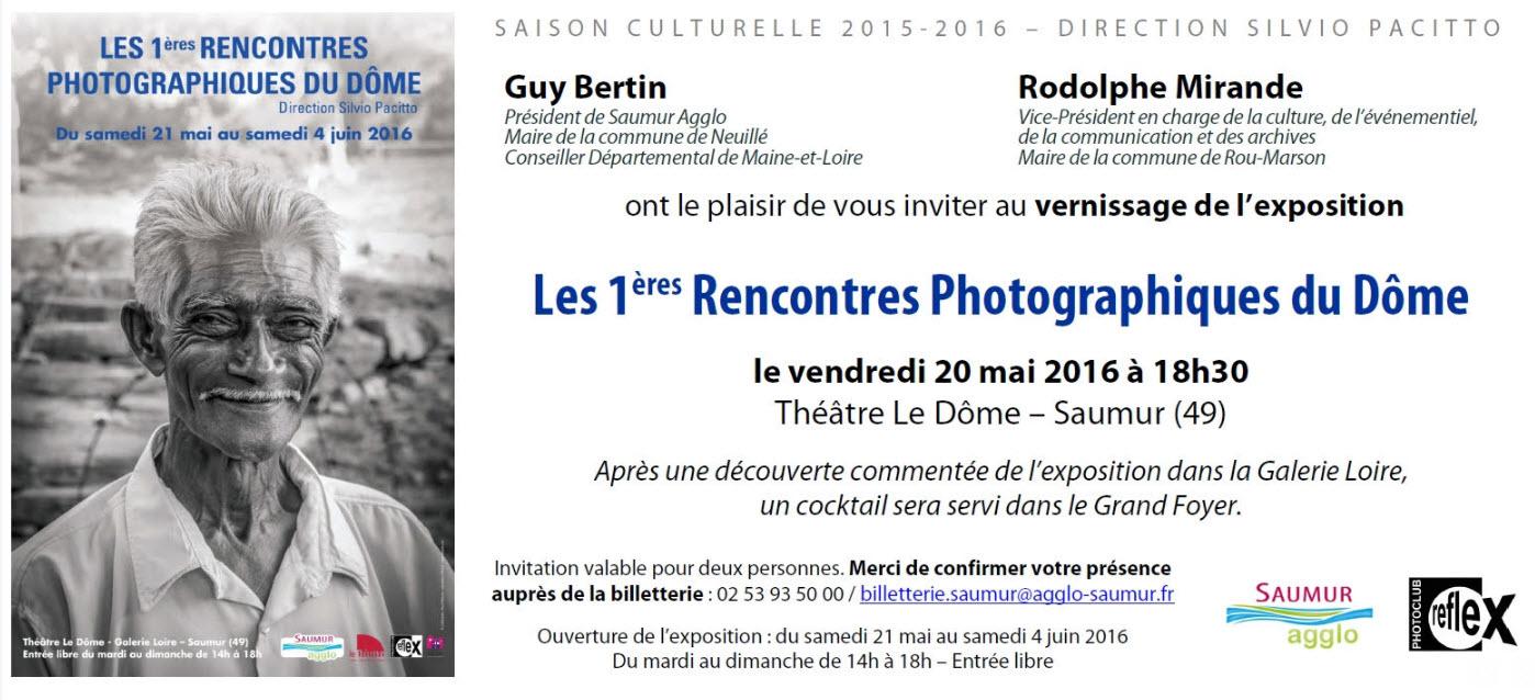 Invitation Saumur 2016